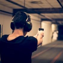 Šaudymo programa NR. 5 šaudykloje OKSALIS