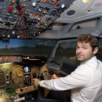Iššūkiai realaus skrydžio simuliatoriuje
