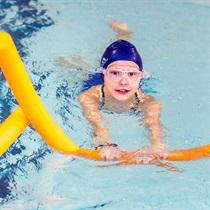 Savaitės plaukimo programa vaikui