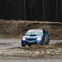 """Pasivažinėjimas su """"Subaru Impreza WRX STI"""""""