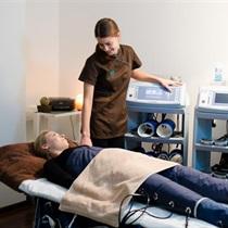 Povandeninis + limfodrenažinis masažas