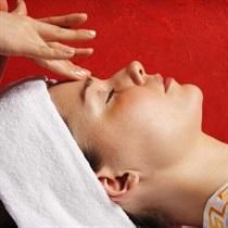 """Veido ir kaklo masažas """"Kinijos rožė"""""""