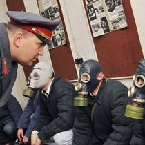 Išgyvenimo drama sovietiniame bunkeryje