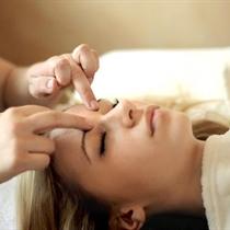 Eufoninis veido lytėjimo masažas