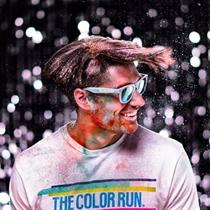 "Spalvų bėgimas ""The Color Run Vilnius"""