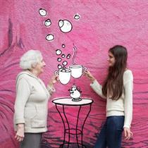 CARITAS: dovanok seneliui svečius