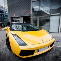 "Vairuok su ""Lamborghini Gallardo"" 3 ratus"