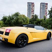 "Važiuok su ""Lamborghini Gallardo"" 2 ratus"