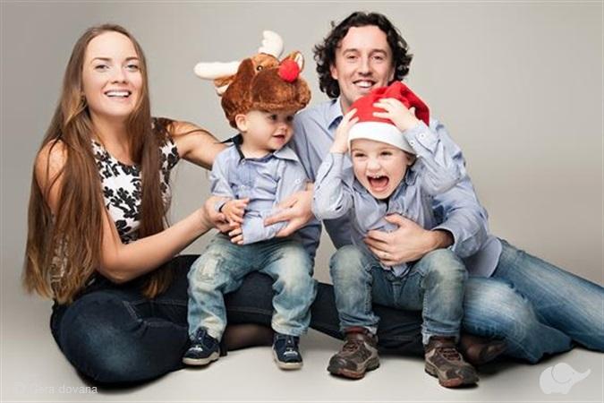 Šeimos fotosesija Vilniuje