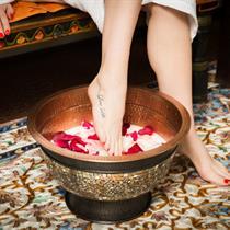SHANTI ritualas pagal prigimtį ir ROŽIŲ vonia