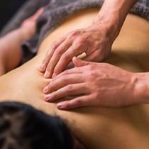 Gintarinis nugaros masažas Vilniuje