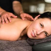 Gintarinis aromaterapinis 5 zonų masažas