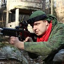 Lazerių žaidimas Vilniuje