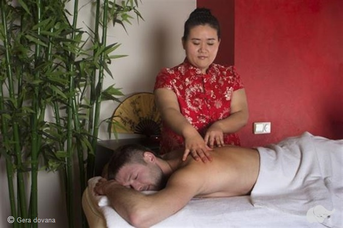 Kiniškų masažų ir procedūrų   kompleksas