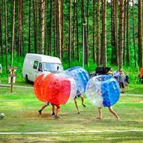 Burbulinis futbolas BURBOLAS