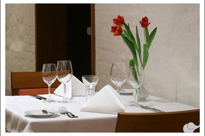 "Gurmaniška vakarienė restorane ""L'Artisan"""