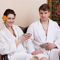 AROMA SPA ritualas dviem