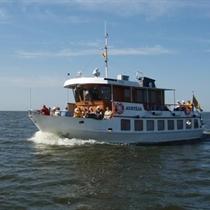 Kelionė laivu iš Nidos į Ventės ragą