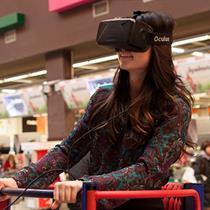 Bilietai į virtualios realybės atrakcioną