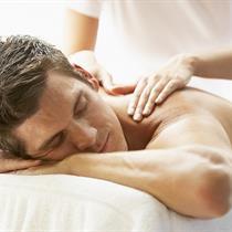 Antistresinis kaklo, pečių, nugaros masažas