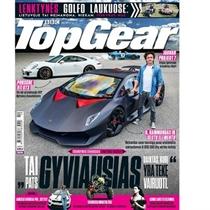 """""""TopGear Lietuva"""" prenumerata"""