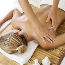 Viso kūno masažas su ekologiška kosmetika