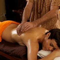 Viso kūno masažas su ajerų šveitikliu