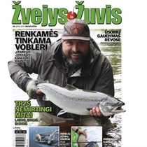 """Žvejys ir žuvis"" prenumerata"