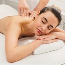 Limfodrenažinis masažas + pėdų masažas