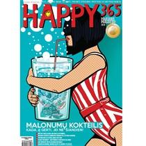 Žurnalo HAPPY365 prenumerata metams