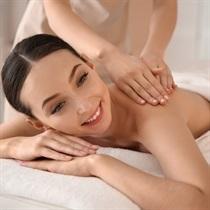 Atpalaiduojamasis kūno ir veido masažas