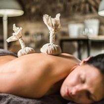 Harmonizuojamasis masažų kompleksas