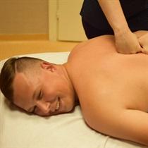 Holistinis viso kūno masažas Klaipėdoje