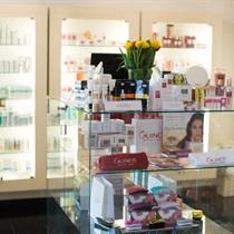 Kosmetikos parduotuvės SUGIHARA čekis