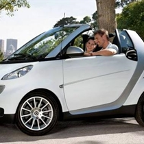"""""""Smart"""" kabrioleto nuoma parai"""