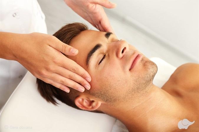 Veido procedūra vyrams HYDRAFACIAL
