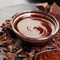 Pasirinkto šokolado skonio fondiu