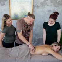 SHANTI SPA: masažo kursai specialistams