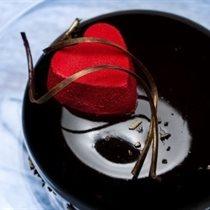 Romantiška desertų degustacija dviem
