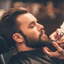 Karališkas barzdos skutimo ritualas