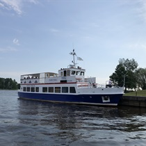 "Kelionė legendiniu laivu ""Forelle-Flicka"""