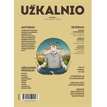 UŽKALNIO žurnalo prenumerata