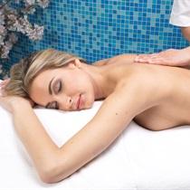 Gydomasis nugaros masažas + SPA