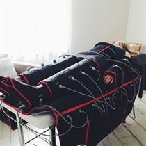 Limfodrenažas su elektrostimuliacija
