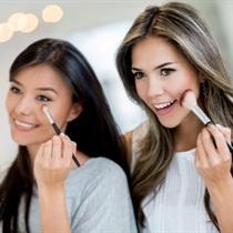 """Makiažas grožio akademijoje """"Makeup2go"""""""