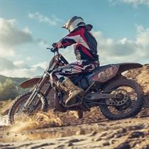 Enduro motociklo pamoka su A. Gelažninku