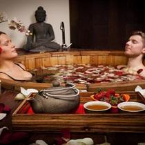 """SPA ritualas dviem """"Romantiškas SPA duetas"""""""