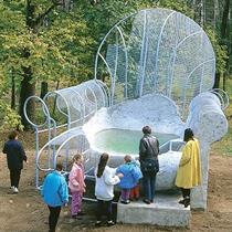 Apsilankymas Europos parke šeimai