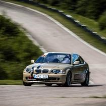 """Pasivažinėjimas su """"BMW 328i"""" trasoje"""