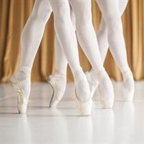 Baleto pamoka suaugusiam grupėje